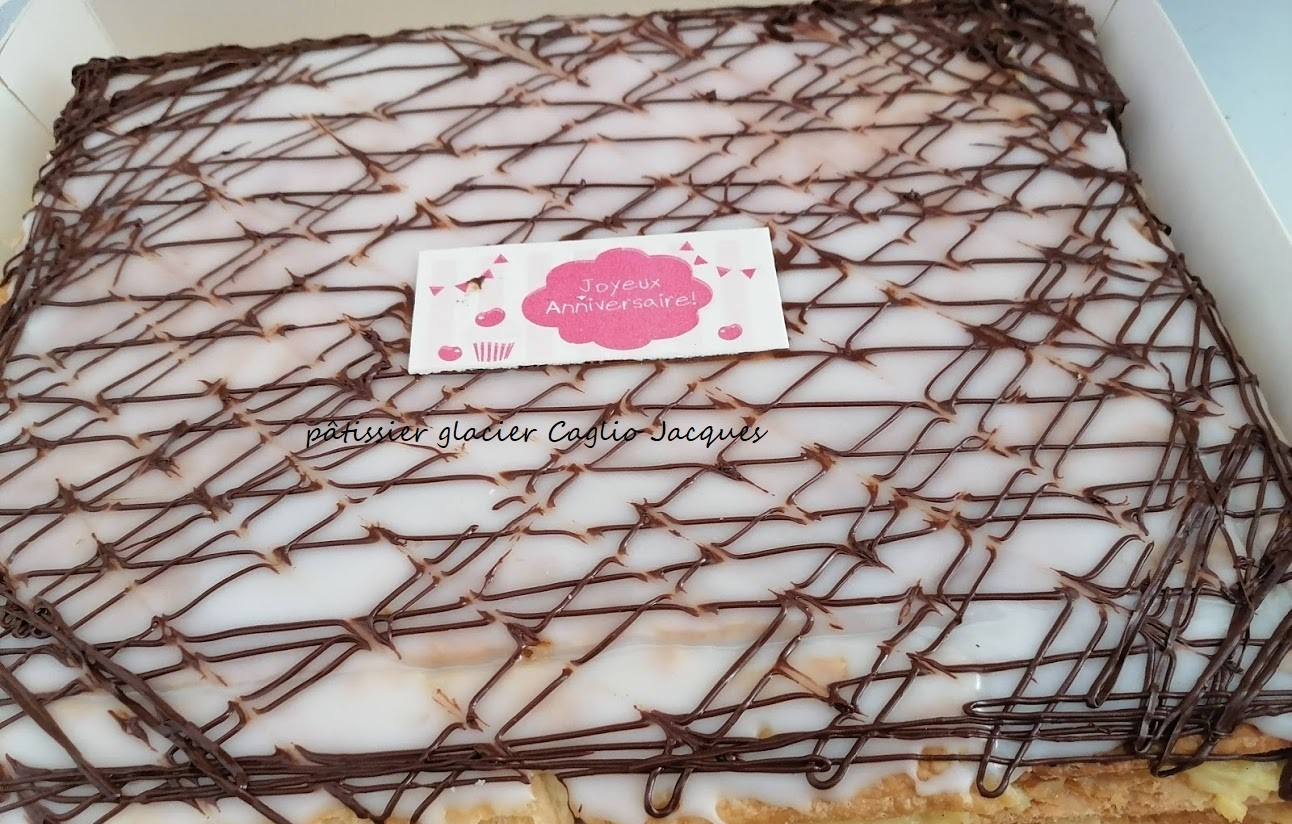 mille- feuille